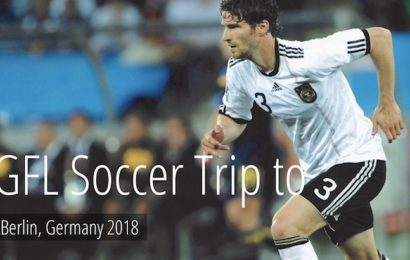 SCOUTING TRIPS TO GERMANY FOR ELITE SOCCER PLAYERS