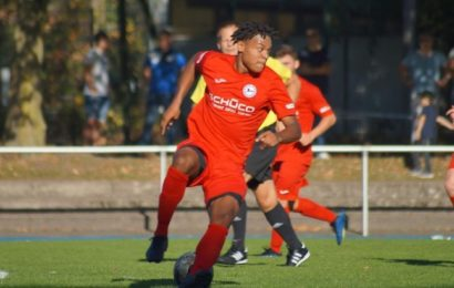 SOCCER SPOTLIGHT: 17-YEAR-OLD COBY ATKINSON SIGNS AFTER TRAINING IN GERMANY