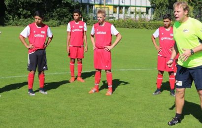 GSD SCOUTS YOUTH SOCCER PLAYERS FOR GERMANY TRIP